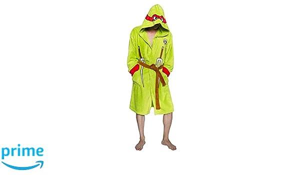 Teenage Mutant Ninja Turtles Adult Costume Robe, Raphael ...
