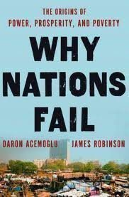 Download Why Nations Fail: The Origins of Power, Prosperity, and Poverty [Deckle Edge] pdf
