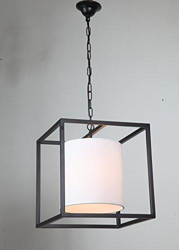 Square Lantern Pendant Light