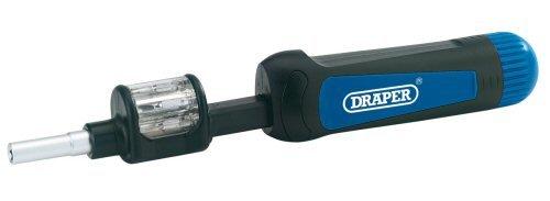 Draper 89696 Schraubendreher-Set mit Bit-Magazin, 13-teilig Draper Tools Ltd.