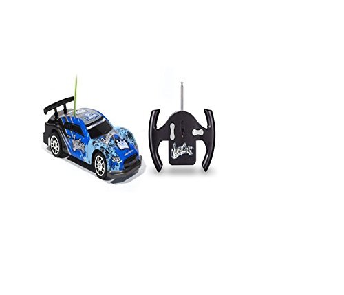 World Tech Toys West Coast Customs Tricked Out X-Ryders RTR RC Car, Blue, 1:32 Scale