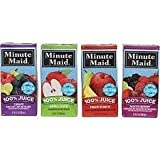 Minute Maid 100% Juice Variety - 40/ 6.75 oz.