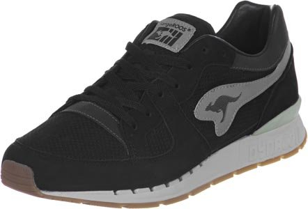 0 Canguros r1 Negro Chaussures Medio 44 Gris Nubuck Helicoidales 5wO4qXw