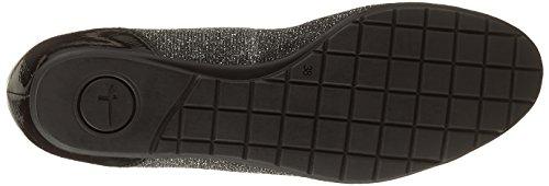 Tamaris Ballerines Comb Noir black Femme 22109 AAxqr8f