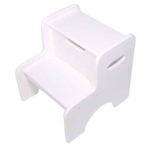 KidKraft Two Step Stool White  sc 1 st  Amazon.com & Amazon Best Sellers: Best Kidsu0027 Step Stools islam-shia.org