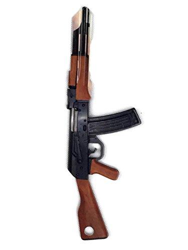 AK-47 Gun Kwikset KW1 House Key Blank