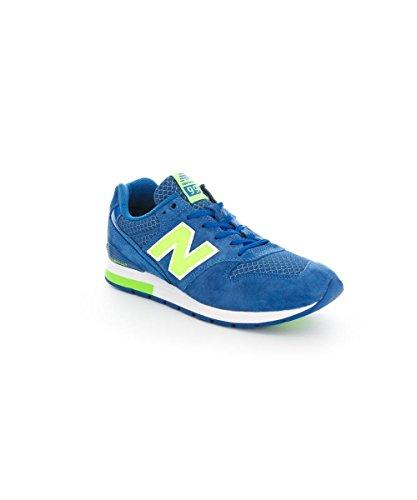 Zapatillas New Balance 996 Azulón / Verde Azul