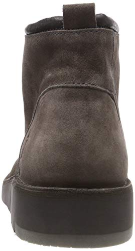 Sion973fly London 003 Boots grey Gris Desert Homme Fly qzx564aw4