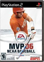 MVP 06 NCAA Baseball - Game Baseball Ncaa