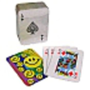 Mini Playing Cards Case Pack 48 by Fun Express