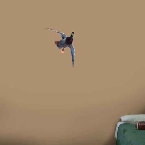 Mossy Oak Graphics ( 23030-C) 'Mallard Drake Landing Overhead' Cut-Out Indoor Graphics