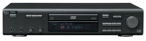 amazon com ge ge1101p dvd player electronics rh amazon com GE Digital DVD Player 5 Kenmore DVD Player