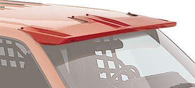 Lund Auto Ventshade 12011 2-Piece Stainless Steel Window Visor