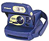Polaroid NEON Express [RARE IMPORT] FLUORESCENT 600 Film Instant Camera