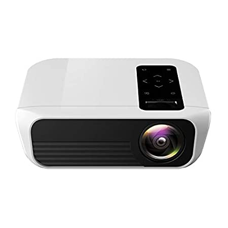 YMJJ Proyector 3D Mini proyector LED 1080p Proyector ...