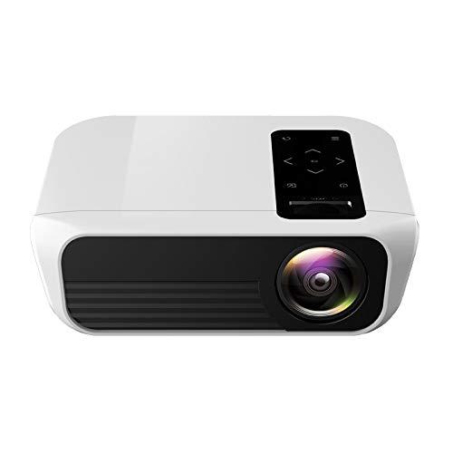 YMJJ Proyector 3D Mini proyector LED 1080p Proyector portátil ...