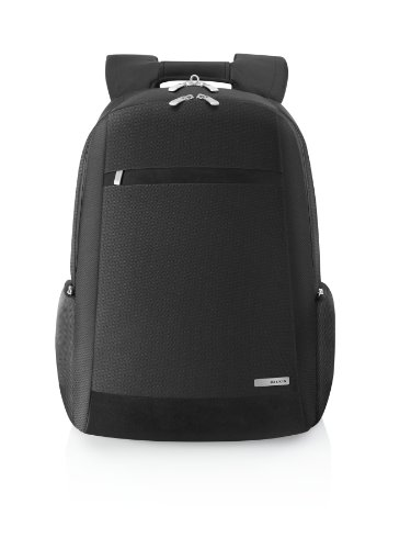 Belkin F8N179 Protective Business Back Pack for Laptops, Macbooks and Chromebooks up to 15.6 inch - Black