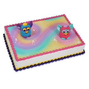 Furby Cake Topper by DECO (Image #1)
