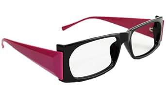 Fashion Eyewear Frame - Retro fashion for men and women of color leg frame glasses multicolor leopard - Professional Prescription glasses