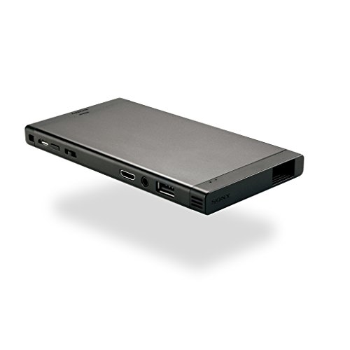 Sony portable hd mobile projector wi fi or hdmi for Hdmi mobile projector