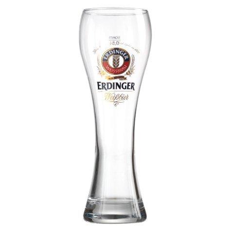 Official Erdinger Brewery Beer Pint Glass