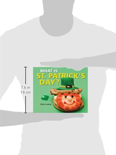 What Is St. Patrick's Day? (I Like Holidays!) by Brand: Enslow Elementary (Image #2)