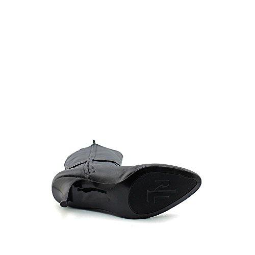 Lauren Ralph Lauren Womens Nellie Boot Black
