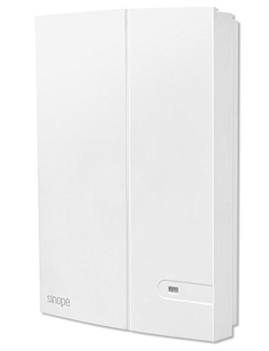 Sinopé TH1121RF-3000 Thermostat for electric heating – Wireless communication – 3000W - Public area