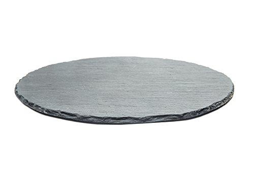 - Fox Run 3808 Slate Cheese Board, Round