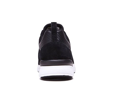 Size Shoes Scissor Athletic Mens Charcoal Supra 12 US Black Runner FTY4S6wx