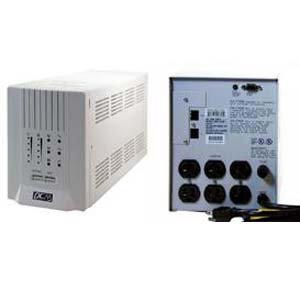 Powercom SMK-2000A, 2000VA, 6+0 Outlets