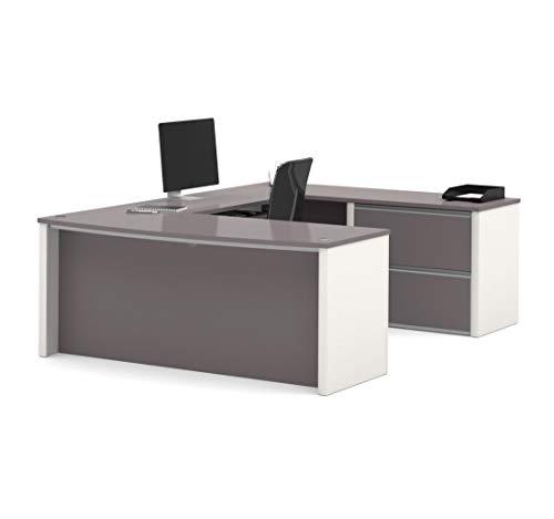 Bestar U-Shaped Workstation