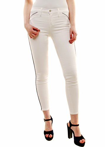 Donna 849c028 Jeans Brand J Bianca Magro Piped gq5RnTw