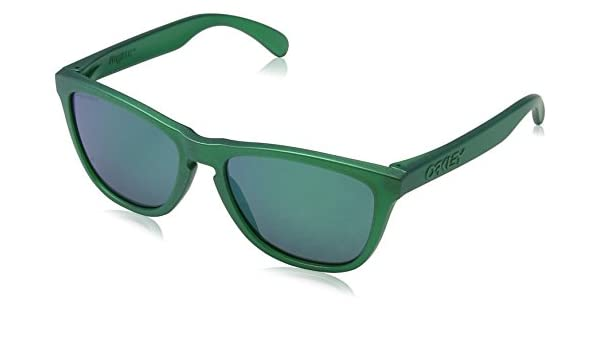 Oakley Frogskins 9013C6 55 Gafas de sol, Verde (Gamma Green/Jade ...
