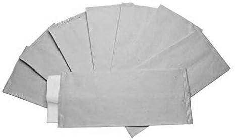 Astor - 125 Bolsas para Cubiertos de 10 x 25 cm, Bolsa de ...
