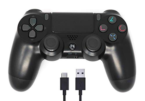 - PS4 Controller Wireless Bluetooth with USB Cable for Sony Playstation 4 - CHASDI