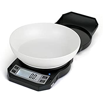 1d086c6a0d96 Amazon.com: American Weigh Scale AXIS Series Precision Bowl Digital ...