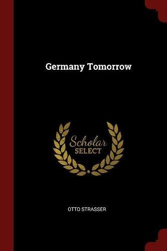 Germany Tomorrow
