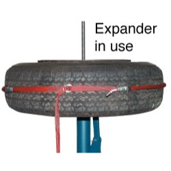 T133 Pneumatic Bead Expander Std Pneumatic Tire Bead Expand (Bead Std)