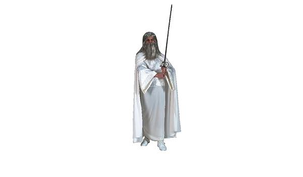 morris costumes Gandalf The White Costume: Amazon.es ...