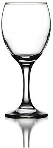 (Circleware Biltmore Wine Glasses, 11 ounce, set of 6)