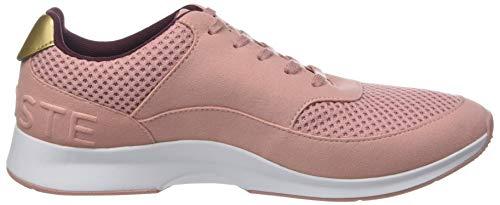 Lacoste Rose Pnk 13c Femme 318 Baskets 2 Pnk Chaumont SPW wnnHg6xq7