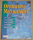 Operations Management, Slack, Nigel, 0273603167