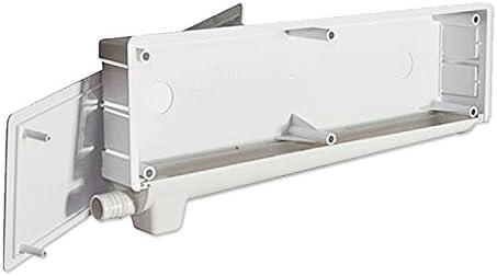 Caja de preinstalación con desagüe y sifón: Amazon.es: Grandes electrodomésticos