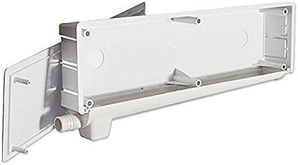 Caja de preinstalación con desagüe y sifón: Amazon.es: Bricolaje y herramientas