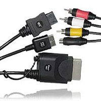 Gigaware Composite/ S-Video Gaming Cable by Gigaware
