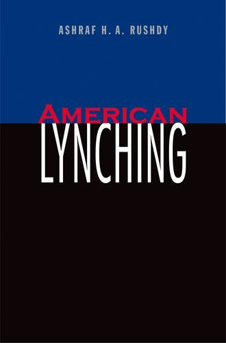 Download American Lynching pdf epub