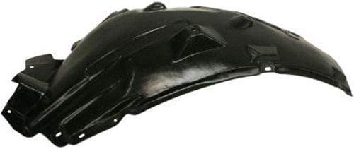 Convertible//Coupe Replacement Splash Shield Fender Liner Front Driver Left Side LH Hand Coupe Fits Infiniti G37