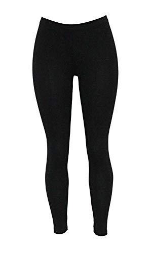 Acelyn Super Soft Full Length Leggings Workout Yoga Pants -10 Colors- Regular and Plus Size