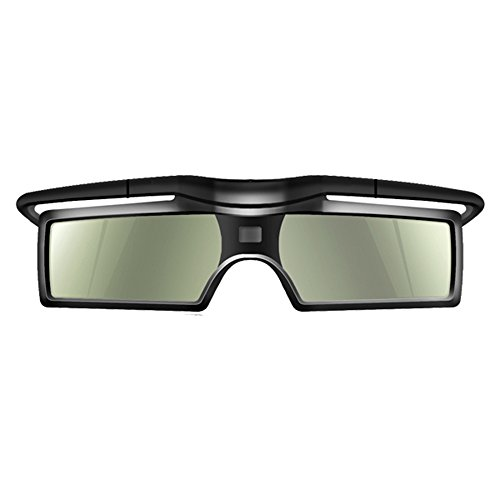 Walmeck DLP Link 3D Active Shutter Glasses Virtual Video Eyewear Mobile Private Theater Digital ()